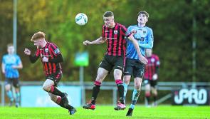 Longford Town away to UCD in the second round of the Extra.ie FAI Cup