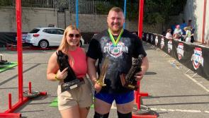 Longford's Jack Harkin wins three Strong Man titles