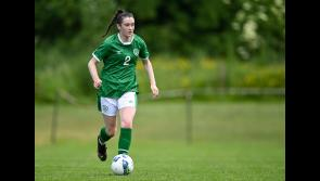 Longford's Melissa O'Kane  plays for Republic of Ireland Women's Under-19s in the win over Northern Ireland