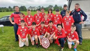 Clonbroney rounders teams do Longford proud at All-Ireland Féile finals