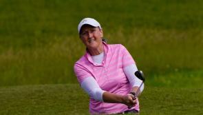 Longford's Deirdre Smith leading the way in the Irish Senior Women's Amateur Golf Open