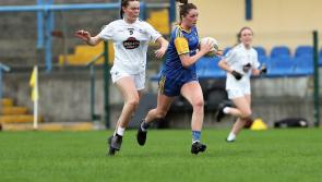 Longford ladies knock out Kildare to reach the Leinster Minor 'A' football final