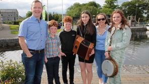 Cormac Lynch brings home All Ireland title to Longford and Mullinalaghta