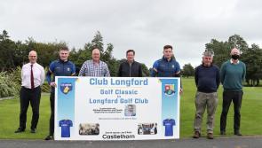 Club Longford GAA Golf Classic on Friday and Saturday