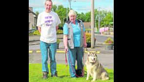 Longford's Joe Doran urges support for the Huntington's Disease Association of Ireland