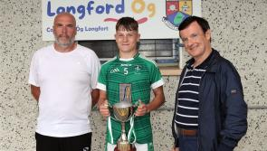 Longford GAA: Clonguish triumph in thriller to capture the U-15 county  football title