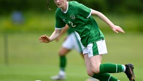 Longford's Melissa O'Kane off to Portugal with the Republic of Ireland U-19 Women's soccer squad