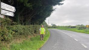 Cahill makes 'urgent' Colehill-Abbeyshrule junction plea