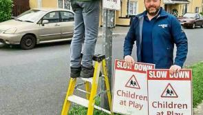 New traffic calming measures to be rolled out in Longford housing estates