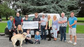 €37k raised for charity since Longford motor show began