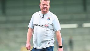 Longford senior hurling manager Derek Frehill stepping down