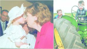 Down Memory Lane | 'Nose to see you' - President Mary McAleese visits Longford and Spiral Tree art exhibition from 1999