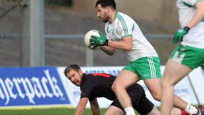 Longford SFC: Killoe's 14 men battle it out for a draw against Colmcille