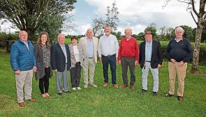 Prizes presented during south Longford's 'Poetry at Pallas' event