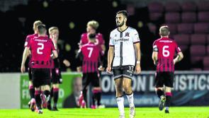 Longford Town facing a tough task away to Derry City