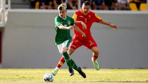 Local soccer  star Christian Donlon-Goncalves making his mark for the Republic of Ireland U-15 squad