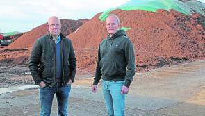 'Gross hypocrisy' as 3,600 tonnes of peat imported to factory near Legan