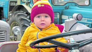PICTURES | Almost €13,500 raised in Tractor Run for Ballymahon's Convent Day Care Centre