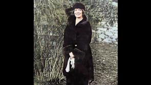 'Old Ireland in Colour 2' features portrait of Granard's Kitty Kiernan