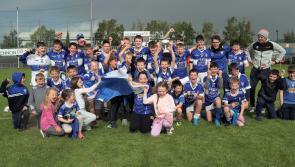 Impressive Granard crowned U-13 'A' Longford champions