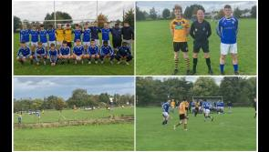 GALLERY   Historic day in Longford as St Mel's College triumph in first competitive soccer game on the college grounds in 156 years