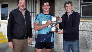 Longford Slashers win the county senior hurling title for the first time in 20 years