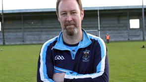 Longford Slashers senior hurling manager Niall Ward guides his club to Duignan Cup glory