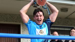 Longford Slashers senior hurling captain Cian Kavanagh praises a terrific team effort