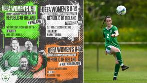 Longford's Melissa O'Kane in Irish squad for three crunch European Championship qualifiers