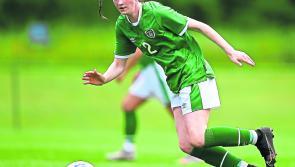Longford's Melissa O'Kane selected for Republic of Ireland Women's Under-19 soccer squad