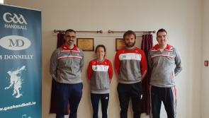 Abbeylara Handball Club hosting a one wall doubles tournament on Saturday