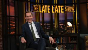 This weeks Late Late show guests revealed