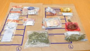 BREAKING: Man and woman held as gardaí seize €18k in cash and drugs in Longford town