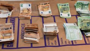 UPDATE: Woman (30s) charged as gardaí continue to question male suspect over cash and drugs haul in Longford town
