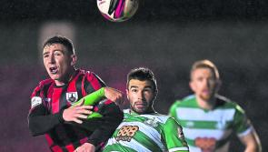Longford Town at home to St Pat's on Friday; away to Sligo Rovers on Monday
