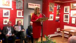 No Stone Unturned at Longford Library launch