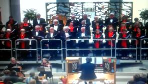 VIDEO: Beautiful performance of Hallelujah Chorus during Longford County Choir Christmas concert