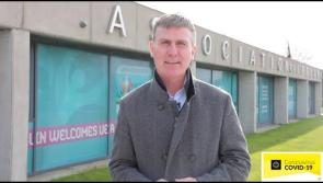 WATCH | Former Longford Town supremo Stephen Kenny urges people to 'look after ourselves, by looking after each other'