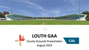 WATCH | Video of Louth GAA's proposed new stadium in Dundalk