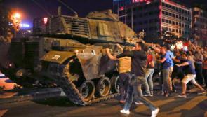 Irish citizens advised to postpone their holidays if planning on travelling to Turkey
