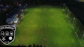 Kilcullen GAA hosting Kildare v Westmeath clash to launch floodlights