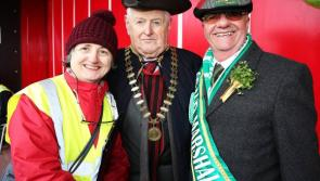 GALLERY: St.Patrick's Day Parade in Clane