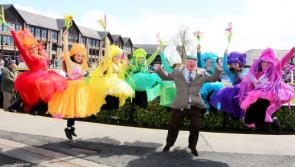 GALLERY: Sun shine on a rainy day at Day 2 Punchestown Festival