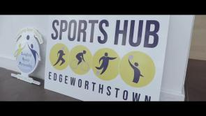 WATCH | Red letter day for sport in Longford as Edgeworthstown Sports Hub is officially launched