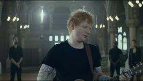 WATCH:  Ed Sheeran releases new single 'Visiting Hours' in memory of late friend