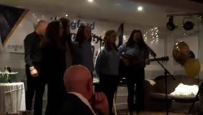 #Watch: Talented Longford girls perform Ed Sheeran hit 'Loving Can Hurt Sometimes'