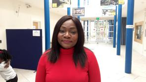 WATCH: History made as Uruemu Adejinmi becomes first African woman Longford county councillor