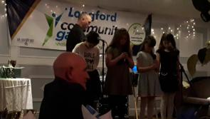 #Watch:  This performance by  Killoe singers at Longford Community Games awards will make you 'Smile'