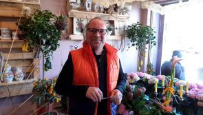 WATCH: Longford florist calls on public to 'stay positive' in face of Covid-19 storm
