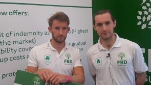 WATCH | Longford Leader reporter Kevin Forde catches up with World champion O'Donovan brothers at the Ploughing